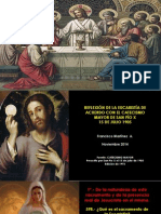 Reflexión Sobre La Sagrada Eucaristía 1