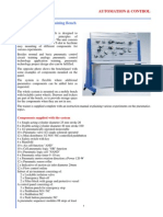 PN-110 Pneumatic Training Bench