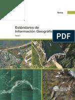 Estandares de Informacion Geografica