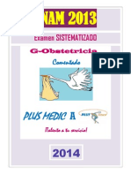 Enam 2013 G-obstetricia
