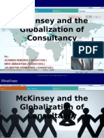 McKinsey and the Globalization of Consultancy - Mind