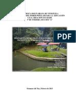 Diseñar Una Estrategia Publicitaria Creativa Que Incentive El Turismo en El Parque Nacional Guatopo