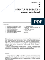 Estructura de Datos Array