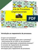 Melhoria de Processos Organizaçionais