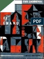 El Enano - Lagerkvist, Par