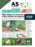 Mijas Semanal nº611 Del 28 de noviembre al 4 de diciembre de 2014