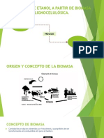 Obtención de Etanol a Partir de Biomasa