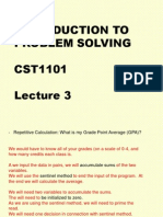 CST1101_Fall2014_Lecture3