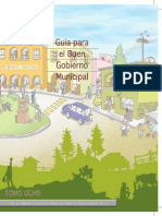 Guia Para El Buen Gobierno Municipal T8