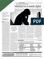 2014-11-20 Privacidad e Intimidad en El Mundo Digital