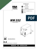 Manual Maquina de Soldar Infra