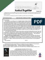 Dec Newsletter 2014