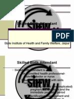Skilled Birth Attendant