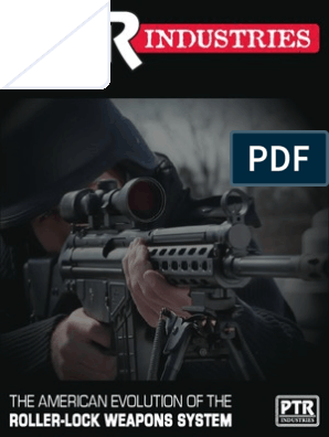 PTR Catalog | Telescopic Sight | Rifle