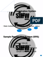 Sample Registration System in India