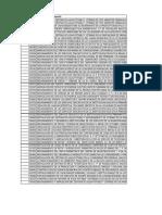 Lista de Pips Mazocruz