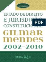 Estado de Direito e Jurisdicao - Gilmar Ferreira Mendes