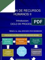 Gestion de Recursos Humanos II