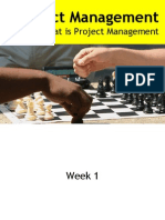 basic of project management