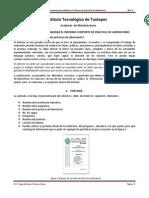 Metodologia De Reporte De Practica