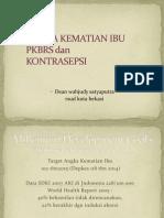 Aki,Pkbrs & Kontrasepsi
