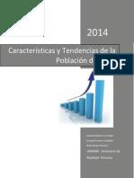 Caracteristicas y Tendencias de La Población Peruana