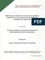 Gandara Fernandez Jesus Armando 45164
