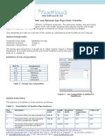Seabed Model Data Sheet