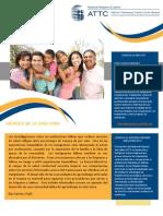 ATTC, Conexión Cultural Trauma Center Latino Newsletter-Espanol-12!09!2013