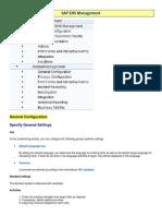 Configuration-SAP EConfiguration-SAP EHS ManagementHS Management
