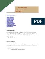 Prog Orientada Objetos en ABAP