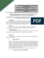 Instrumentos Proceso de Enf.