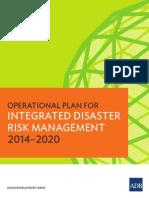 Integrated Disaster Risk Management Operational Plan