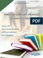Normas Para Trabalhos Academicos