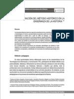 6 a Henriquez Metodo Historico en Ensenanza de Historia