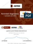 Presentación Actividad Diagnóstica 2013 (1)