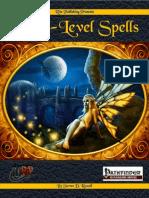 101 0-Level Spells