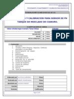 Minera Peñasquito - Procedimiento Mantenimiento de Sensor de Ph Rosemount_rev3