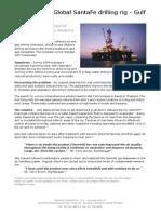 Case Study - Global SantaFe Compact Driller