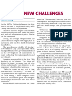 Rising to new challenges, 15 Nov 2009, Sunday Times