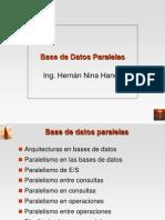 Capitulo 7 Base de Datos Paralelas