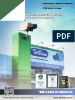 Brosur Buffet Package TelView 2013
