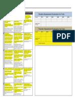 stage 1 folio evaluation
