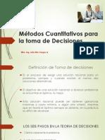 Analisis de Decisiones 20141
