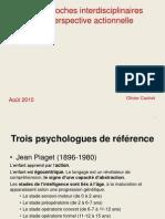 DES APPROCHES INTERDISCIPLINAIRES À LA PERSPECTIVE ACTIONNELLE.pdf