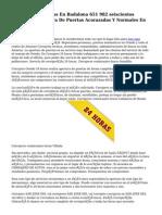 Apertura De Puertas En Badalona 651 982 seiscientos diecinueve Apertura De Puertas Acorazadas Y Normales En