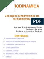 1.Conceptos Fundamentales de Termodinamica