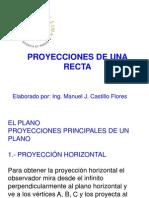 Proyecciones de La Recta (1)
