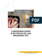 Comprobaciones Electricas en La maquinaria CAT