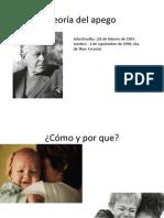 Teoría Del Apego (3)